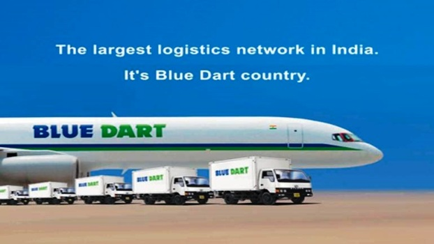 blue dart tracking status